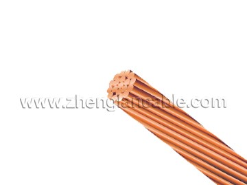 Bare Stranded Copper Conductor