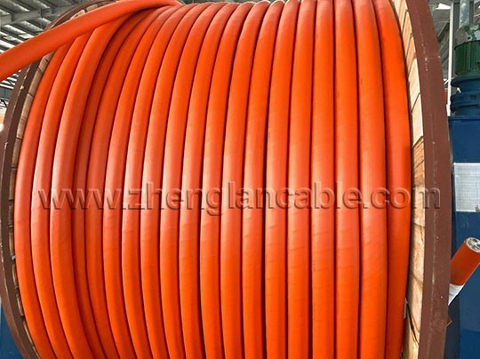 Flexible Mineral Insulated Isolation Type Fire Resistant Cable NG-A(BTLY)