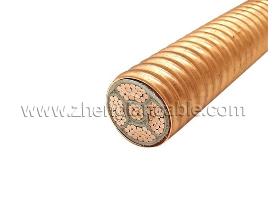 Copper Metallic Sheathed Fire Resistant Cable (YTTW)