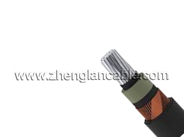Na2xsy Unipolar MV Cable